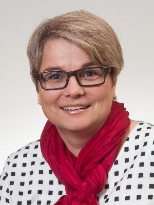 Rot. Franziska Bircher, Sekretärin